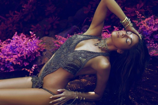 Former Pussycat Doll Nicole Scherzinger has revealed her new album will be called Big Fat Lie - 17 September 2014.