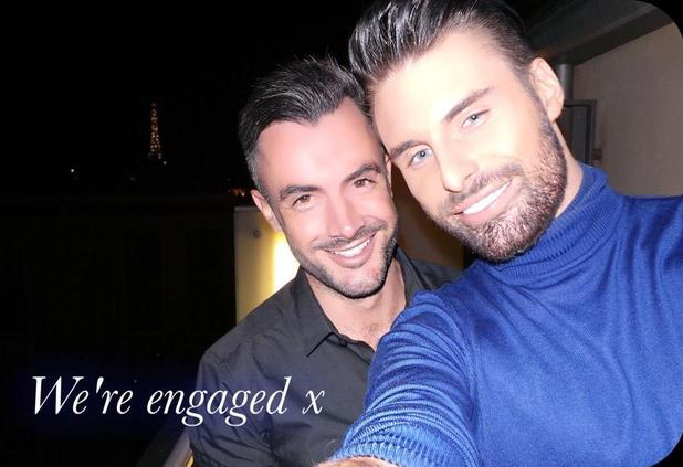 Rylan Clark engaged to Dan Neal - 18 September.