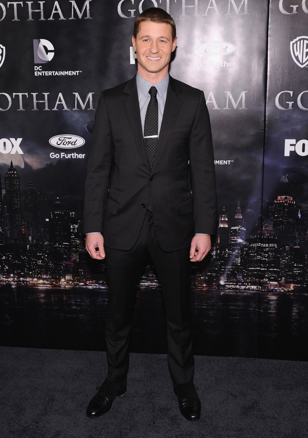 Benjamin McKenzie attends the 'Gotham' Series Premiere at The New York Public Library on September 15, 2014 in New York City. (Photo by Jim Spellman/WireImage)