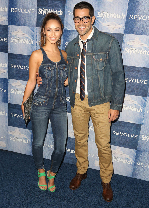 Cara Santana and Jesse Metcalfe, People StyleWatch 4th Annual Denim Awards Issue party at The Line - Arrivals, 18 September 2014