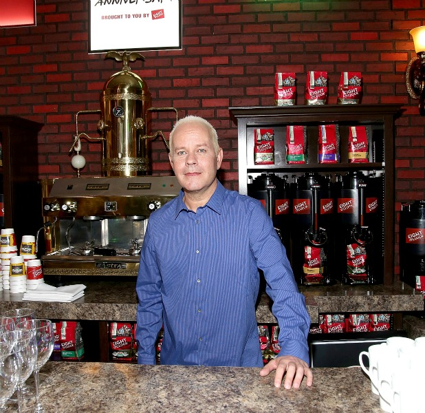 Actor James Michael Tyler attends the Central Perk Pop-Up Celebrating The 20th Anniversary Of 'Friends' on September 16, 2014 in New York City. (Photo by Paul Zimmerman/Getty Images)
