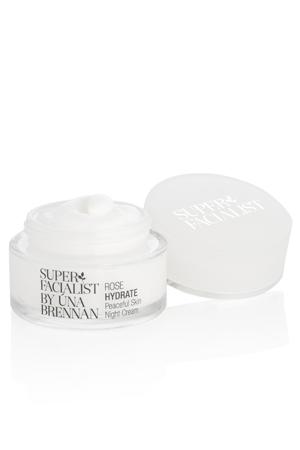 Superfacialist by Una Brennan Rose Peaceful Skin Night Cream, £16.99