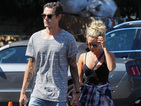 Newlyweds Ashley Tisdale, Christopher French return home after honeymoon