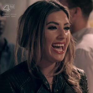 Made In Chelsea NYC: Gabriella Ellis makes a surprise appearance. 27/8/2014.