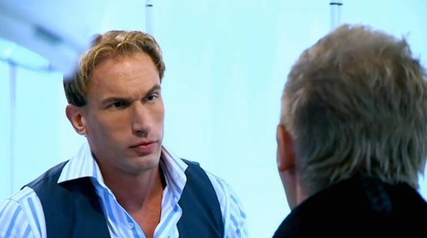 Dr Christian Jessen on Embarrassing Bodies, Channel 4 2012