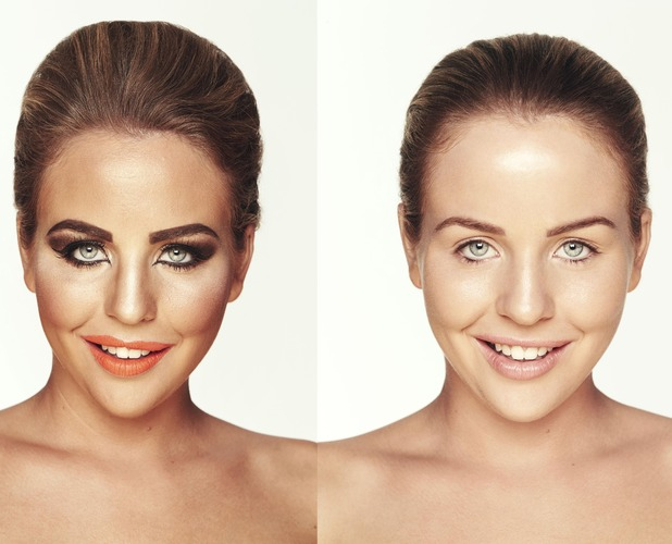 Lydia Bright's make-under campaign for St.Ives