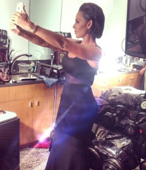 Mel B shows off new bob haircut on Instagram 22 September