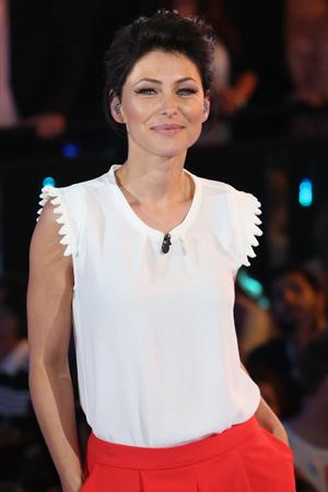 Emma Willis on Celebrity Big Brother on 10 September 2014
