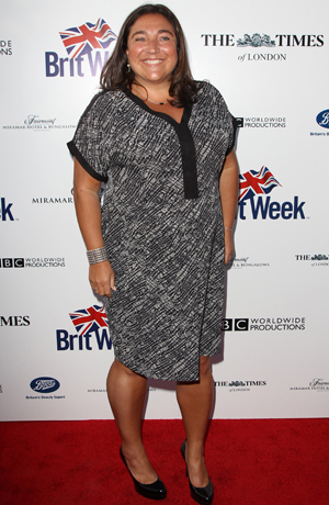 Jo Frost at the 8th Annual BritWeek Launch Party in LA, 2014