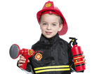 Four-year-old boy saves school from fire after spotting smoke