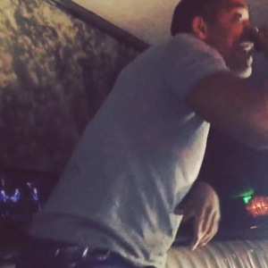 Will Smith delivers impromptu rap at Xen Lounge in Studio City in Los Angeles - 27 September.
