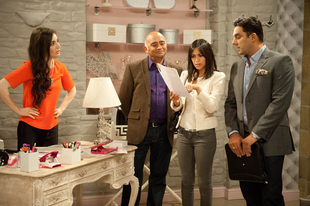 Emmerdale, Priya uncomfortable with Rakesh's guest list, Wed 1 Oct