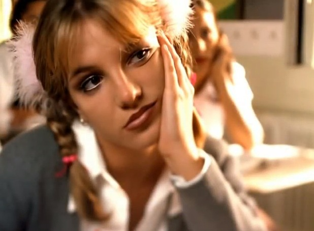 Britney Spears in 'Baby One More Time' - 1 October 2014