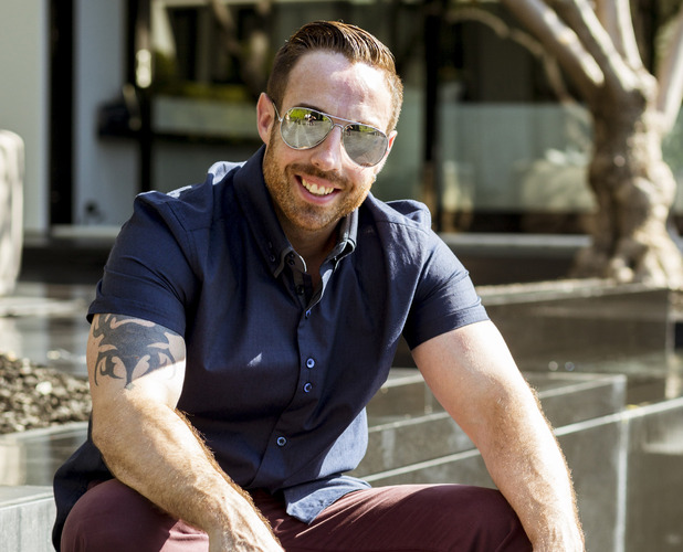 X Factor's Stevi Ritchie auditions for Simon Cowell during Judges' Houses - 30 September