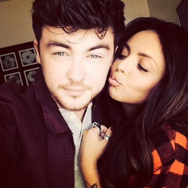 Little Mix's Jesy Nelson confirms she's dating Jake Roche with kissing pictyure - 29 September 2014