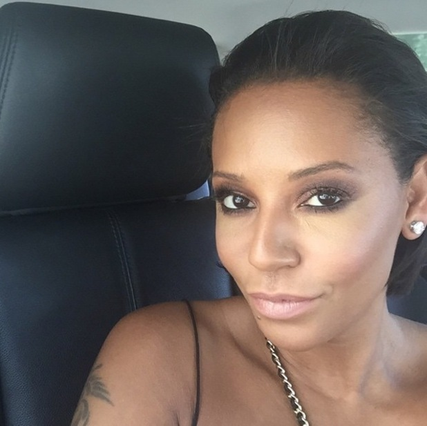 Mel B takes a car selfie and pays touching tribute to husband Stephen Belafonte 30 September