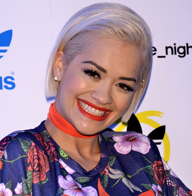 Rita Ora, Adidas Originals by Rita Ora launch, Photocall, 19 September 2014