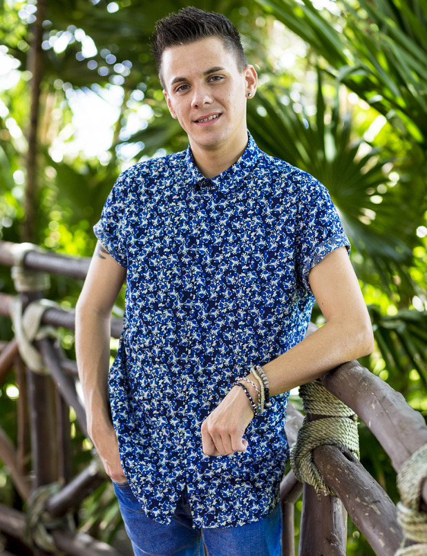 X Factor's Danny Dearden auditions for Mel B at Judges' Houses - 30 Sep 2014