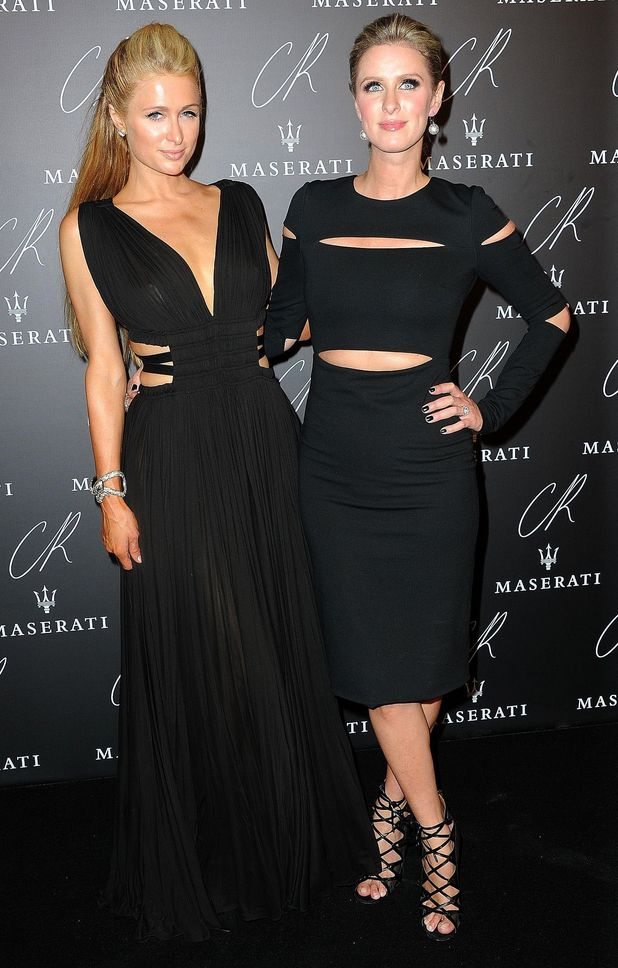 Paris Hilton and Nicky Hilton attend the CR Fashion Book Issue No.5 launch party in Paris, France - 30 September 2014
