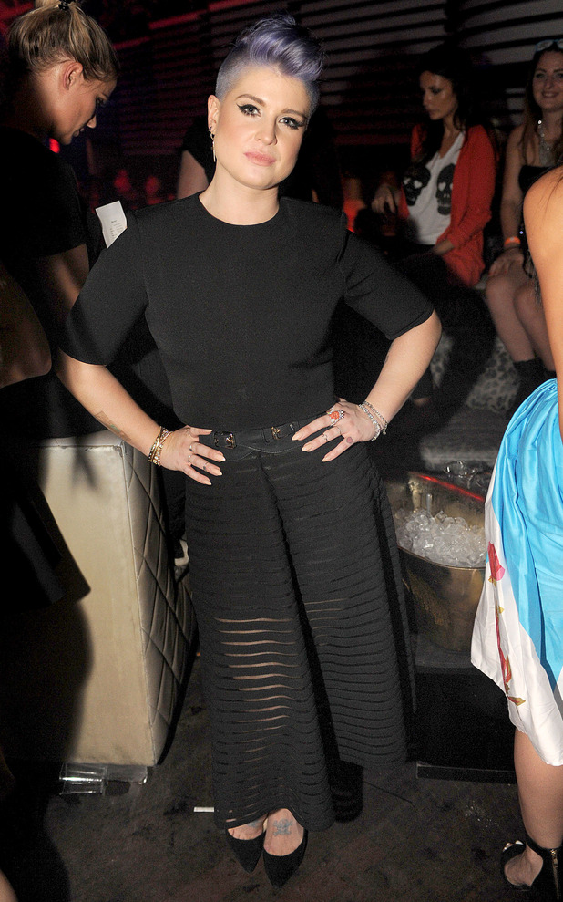 Kelly Osbourne at Mansion , Miami Beach, Florida, America - 26 Sep 2014