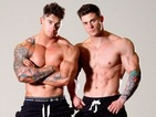 Double the muscle - the UK's only bodybuilding twins brothers!