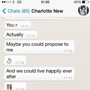 Charlotte Crosby proposes to former flame Gary Beadle over WhatsApp 5  October