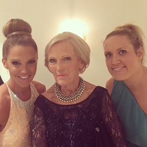 Danielle Lloyd, Mary Berry, Pride of Britain Awards held at Grosvenor House Hotel, 6 October 2014