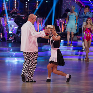 Strictly Come Dancing results show - The bottom two couples Transmission Date: 05/10/2014