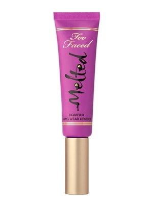 Too Faced Melted Long Wear Lipstick in Violet, £19