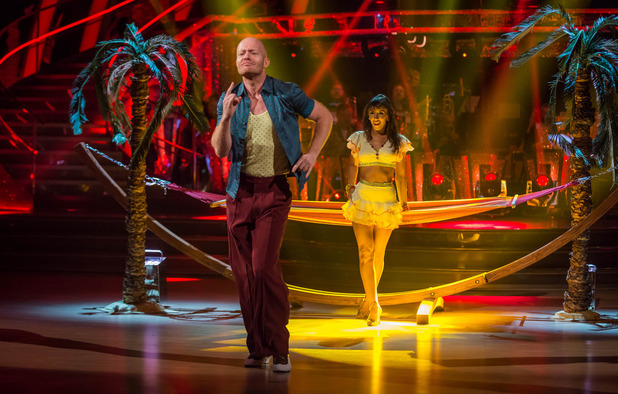 Strictly Come Dancing - Jake Wood and Janette Manrara Transmission Date: 04/10/2014