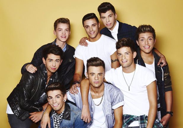 X Factor 2014 finalists Stereo Kicks