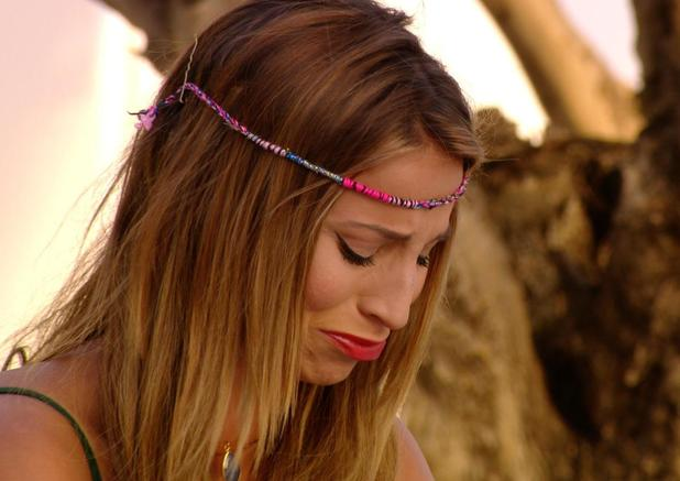 TOWIE - Ferne gets upset over Chloe and Elliott feud. Episode airs: Sunday 12 October.