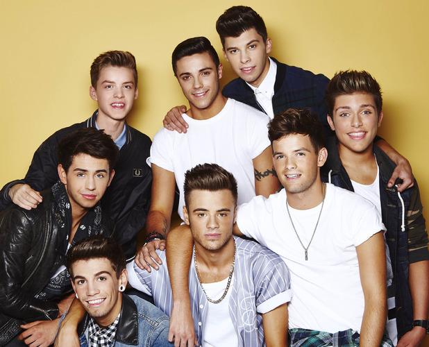 X Factor 2014 finalists Stereo Kicks