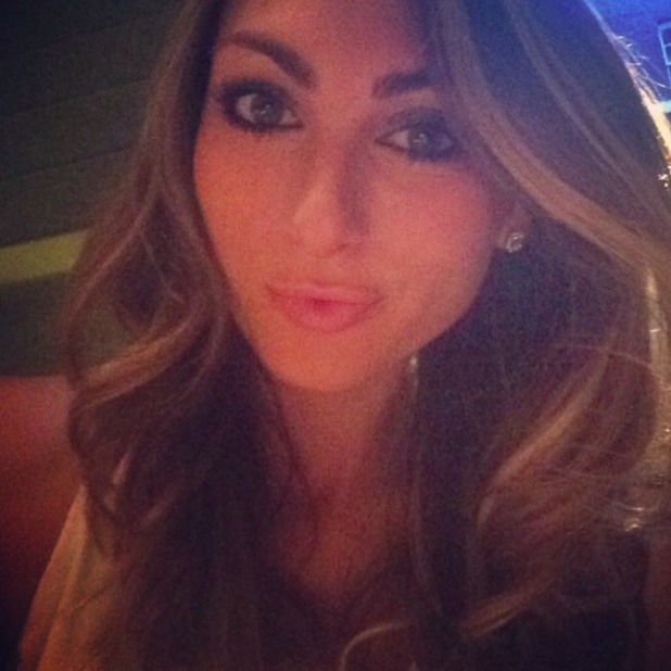 Luisa Zissman posts sexy selfie before date night with the boyf, July 2014