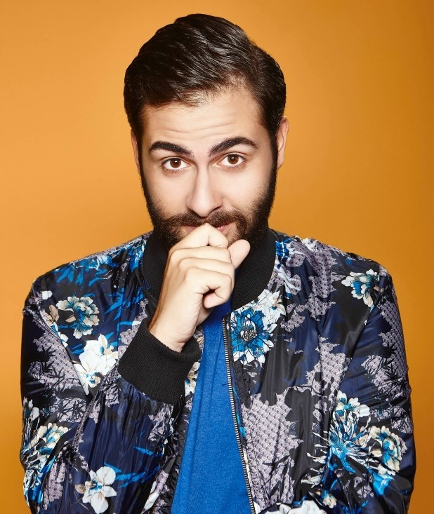 X Factor 2014 finalists glam makeover: Andrea Faustini