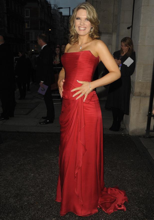 Charlotte Hawkins at The Pride Of Britain Awards 2014 - 6 October 2014