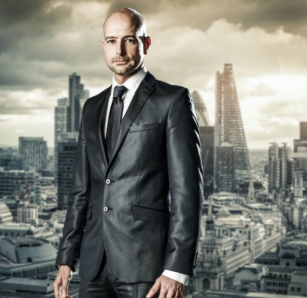 The Apprentice 2014 candidates - Chiles Cartwright
