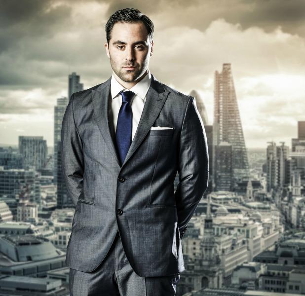 The Apprentice 2014 candidates - Daniel Lassman