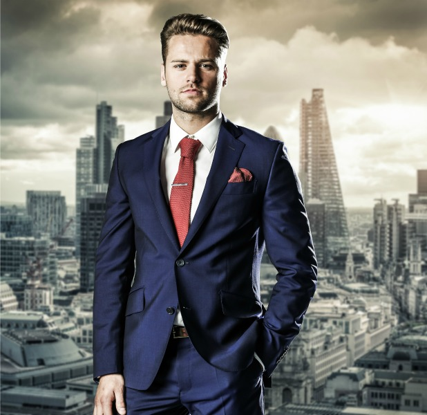 The Apprentice 2014 candidates - James Hill