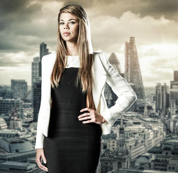 The Apprentice 2014 candidates - Lauren Riley