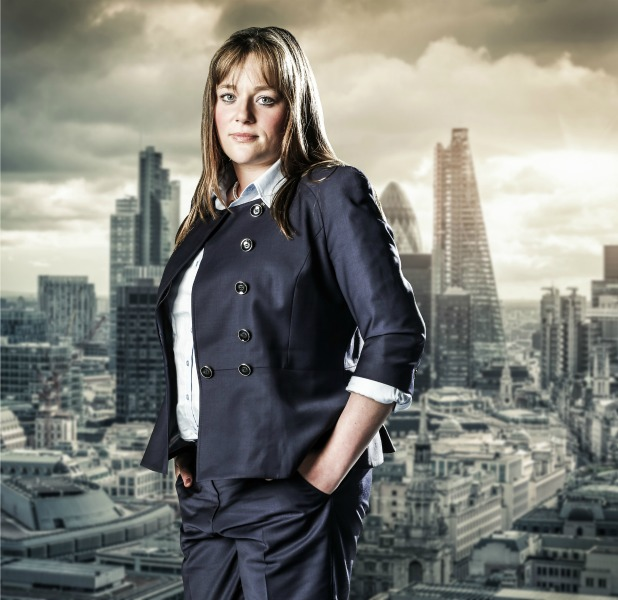 The Apprentice 2014 candidates - Lindsay Booth