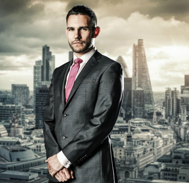 The Apprentice 2014 candidates - Sanjay Sood-Smith