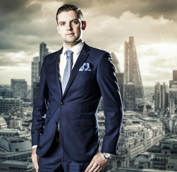 The Apprentice 2014 candidates - Scott McCulloch