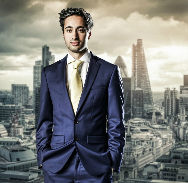 The Apprentice 2014 candidates - Solomon Akhtar