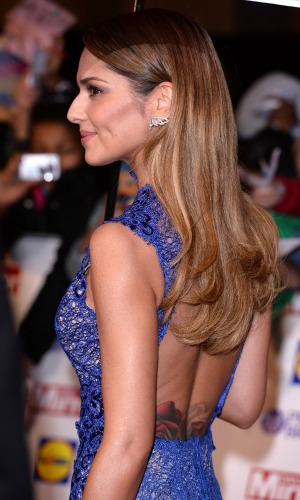 Cheryl Fernandez-Versini attends the Pride of Britain awards at The Grosvenor House Hotel on October 6, 2014 in London, England. (Photo by Karwai Tang/WireImage)