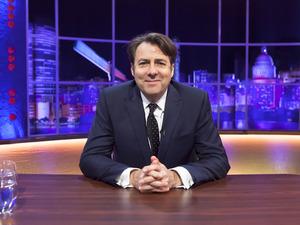 Saturday's TV pick: The Jonathan Ross Show