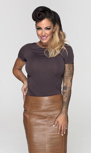 Jodie Marsh On… Plastic Surgery - promo pic - TLC - 14 October 2014.