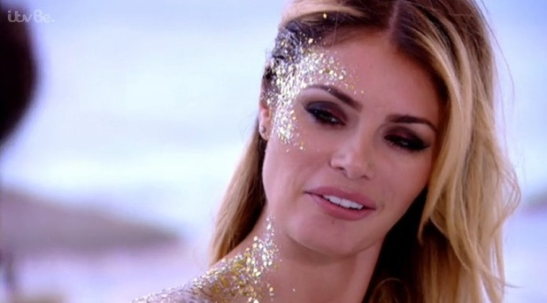 Chloe Sims discusses cousin Ferne McCann and Charlie Sims - 13 Oct 2014