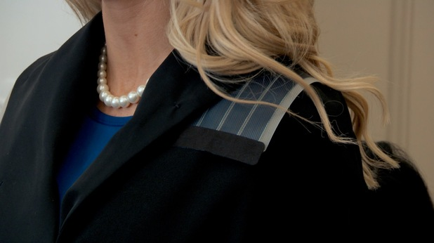 The Apprentice candidates make Wearable Technology - 15 Oct 2014 Jemma Bird tires to keep the peace