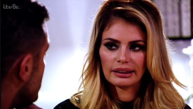 TOWIE's Elliott Wright and Chloe Sims break up - 15 Oct 2014